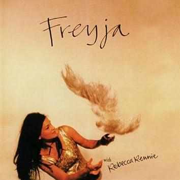 Freyja with Rebecca Rennie