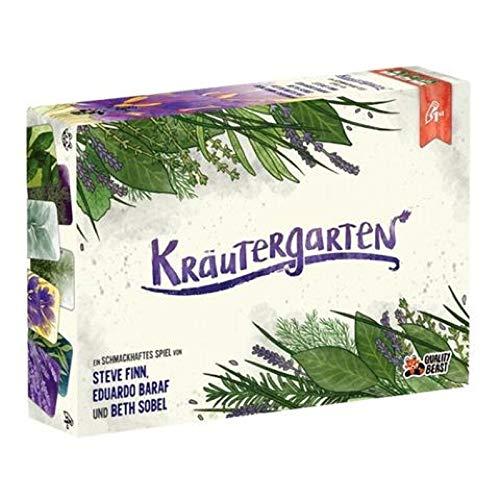 Unbekannt - Kräutergarten - Brettspiel / Kartenspiel - Deutsch Einzelstück, Mehrfarbig
