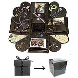 Kreative Überraschung Box Explosions-Box DIY Geschenk Handgemachtes Scrapbook Zubehör Faltendes...