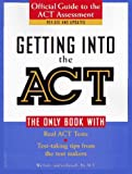 Photo Gallery getting into the act: official guide to the act assessment