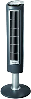Lasko 2519 3-Speed Wind Tower Fan with Remote Control, 38 inch