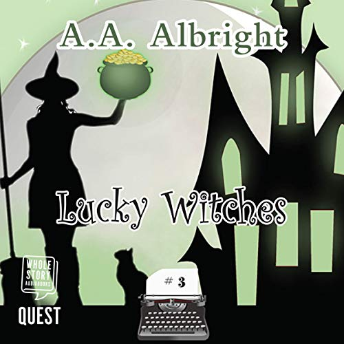 Lucky Witches cover art
