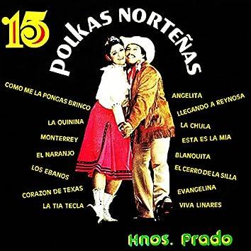 15 Polkas Norteñas
