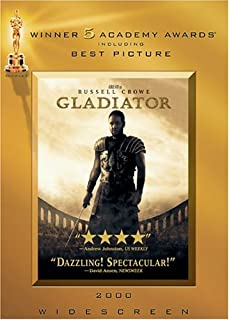 Best Gladiator (Single-Disc Widescreen Edition) Reviews