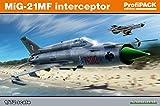 EDU70141 1:72 Eduard MiG-21MF Fishbed Interceptor ProfiPACK Edition [MODEL BUILDING KIT]