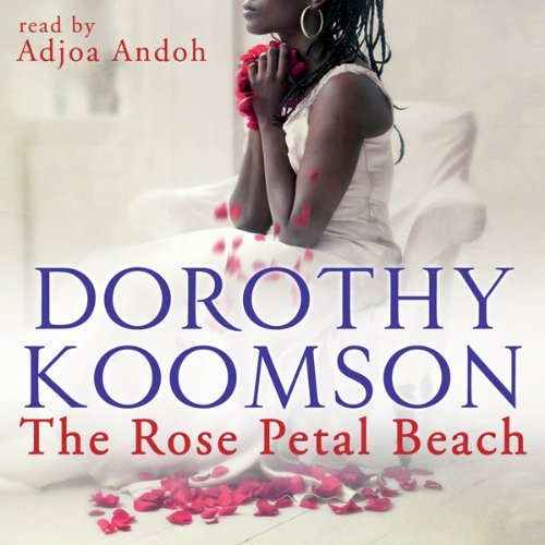 The Rose Petal Beach audiobook cover art