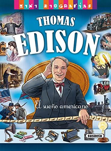 Thomas Edison: 1 (Mini biografías)