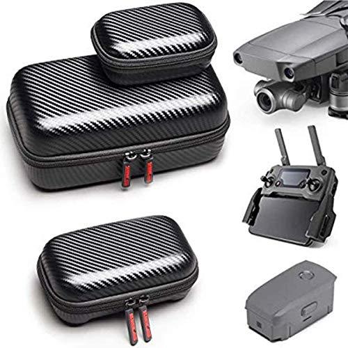 STARTRC Mavic 2 Tasche,Drone und Fernbedienung Akku Tasche für DJI Mavic 2 PRO/Mavic 2 Zoom Koffer Zubehör (3 Pack)