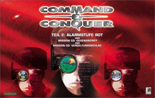 Command & Conquer - Teil 2: Alarmstufe Rot - Megabox