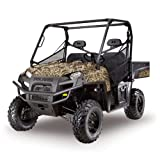 Mossy Oak Graphics - 10050-SGB Shadow Grass Blades Camo UTV Kit - Easy to Install Vinyl Wrap with Matte Finish - Camouflage on Any Side-by-Side UTV
