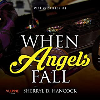 When Angels Fall cover art