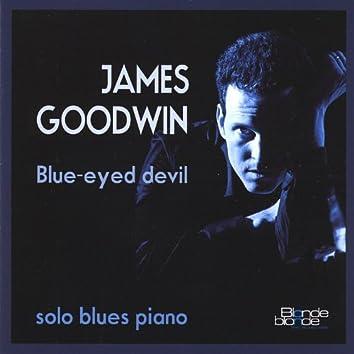 Blue-Eyed Devil: Solo Blues Piano