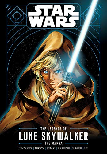 Star Wars: The Legends of Luke Skywalker―The Manga (Star Wars Manga)