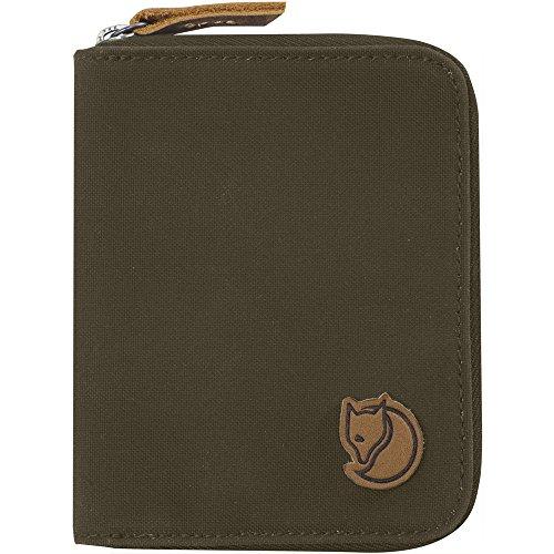 Fjällräven Zip Wallets and Small Bags, Dark Olive, OneSize