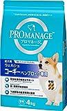 プロマネージ 犬種別シリーズ ウェルシュコーギーペンブローク専用 成犬用(4kg*3コ入)