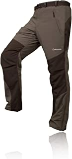 MONTANE Terra (Short Leg) Pants - SS17 - Large - Green