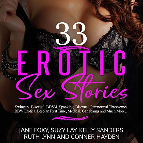 33 Erotic Sex Stories Titelbild