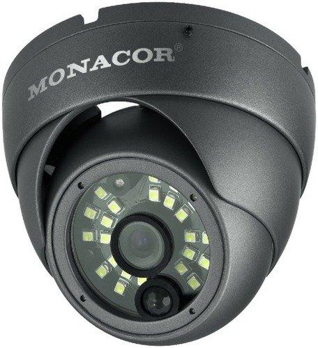 Dome-Kamera mit weissen LED´s TVCCD-385HCOL