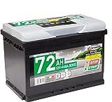 Start L3B Batteria Auto Stop Start 72AH 640A 12V