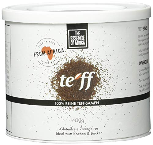 The Essence of Africa Teff Samen (1 x 400 g)