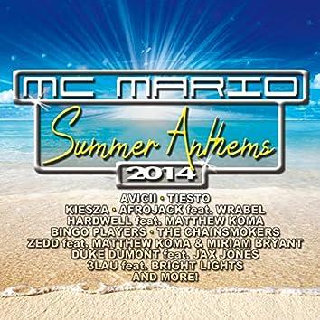 Summer Anthems 2014