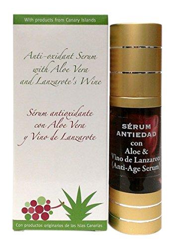 Thermal Teide 170170 - Sérum facial antioxidante con aloe y vino de lanzarote