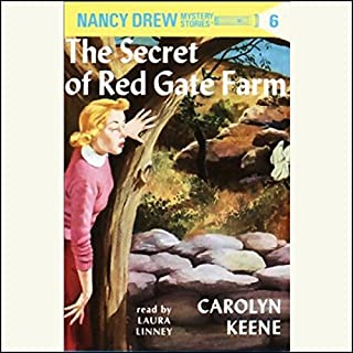 The Secret of Red Gate Farm audiobook cover art