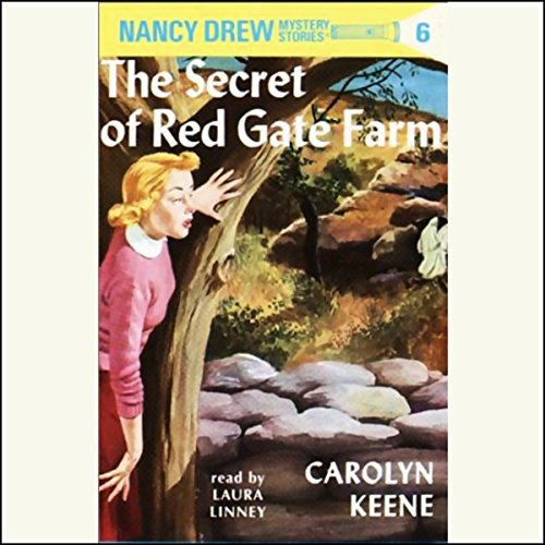 The Secret of Red Gate Farm cover art