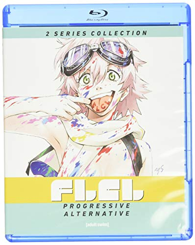 FLCL: Progressive/Alternative [Blu-ray]