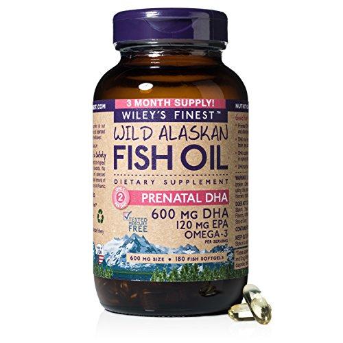 Wiley's Finest Wild Alaskan Fish Oi…