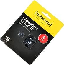 Kodak EasyShare Z712  Speicherkarte  8GB  microSDHC  Class 10  High Speed  Adapter  Schnelle Schreib- und Lesegeschwindigkeit
