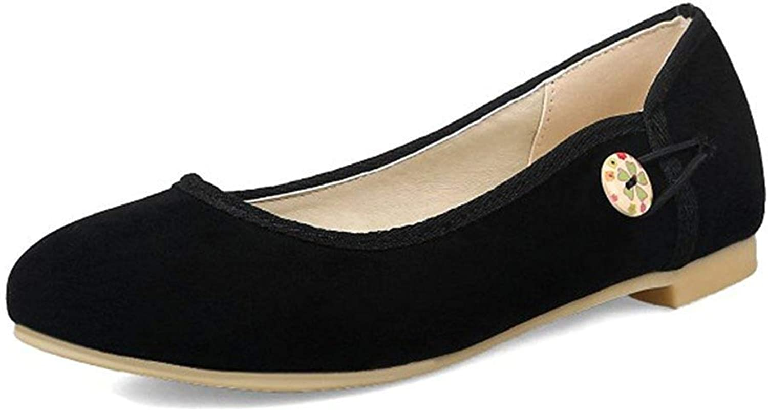 Unm Women's Comfort Casual Low Cut Driving Cars Round Toe Slip On Flats shoes