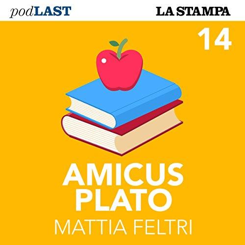 Mea culpa (Amicus Plato 14) audiobook cover art