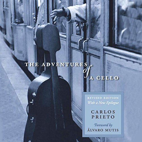 The Adventures of a Cello audiobook cover art