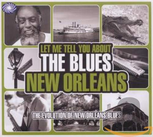 New Orleans:The Rev.Of New Or.Blues