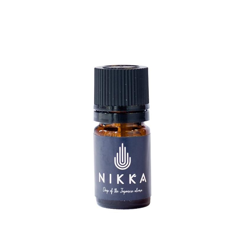 検証保険分解するNIKKA エッセンシャルオイル 薄荷 5ml