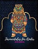 Tiermandalas für Kinder ab 10 Jahren: Das etwas andere Malbuch mit 80 tollen polygonalen Tieren für Kinder ab 10 Jahren zum Ausmalen und als Kopiervorlage für Pädagogen. (Kunst der Formen, Band 8)