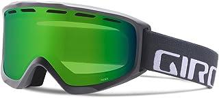 Giro Index Snow Goggles Titanium Wordmark - Loden Green