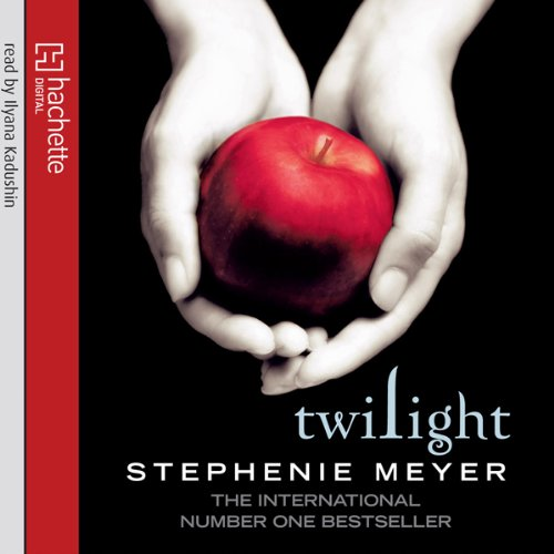 Twilight: Twilight Series, Book 1 audiobook cover art