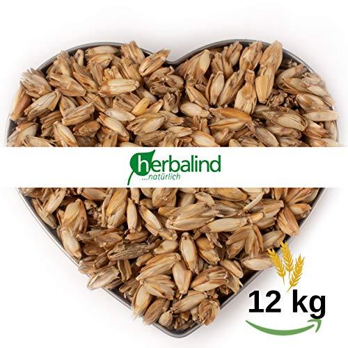 Aktion 5kg Bio Prämium Dinkelspelz Dinkelspreu für Yogakissen - lose Ware Made in Germany zum Befüllen und Nachfüllen von, Yogakissen, Meditationskissen Qualitätsprodukt aus KBA