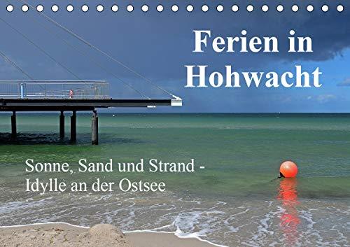 Ferien in Hohwacht (Tischkalender 2021 DIN A5 quer)