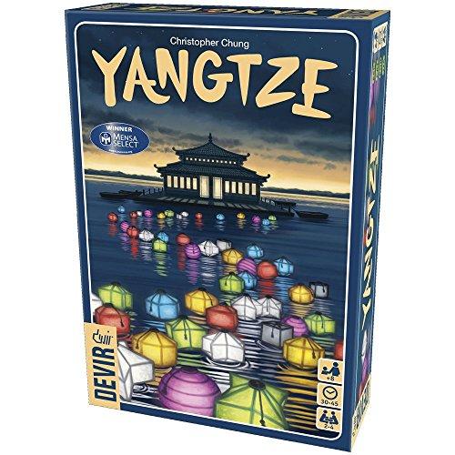 Yangtze Juego De Mesa