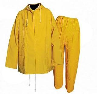 Silverline 633542 - Raincoat, multicolor, size XL (76 - 134 cm)