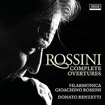 Rossini: Complete Overtures (Vol. 2)