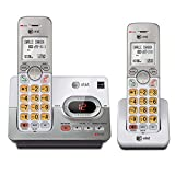 Best Att Answering Machines - AT&T EL52203 2 Handset Cordless Answering System Review