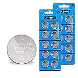 enevolt(basic) コイン電池 CR2016 H 90mAh リチウムコイン電池 3V 3R SYSTEMS 20個セット