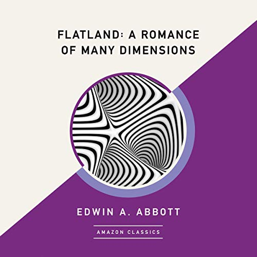 Flatland: A Romance of Many Dimensions (AmazonClassics Edition)  By  cover art