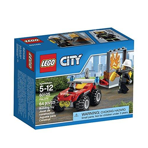 LEGO CITY Fire ATV 60105 by LEGO