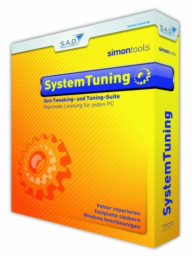 SimonTools System Tuner (DVD-Verp.)