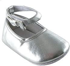 Luvable Friends Girl Ankle Bow Shoe Dress Up Shoe